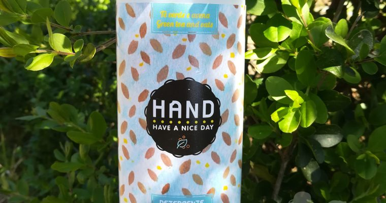 Detergente viso purificante - HAND