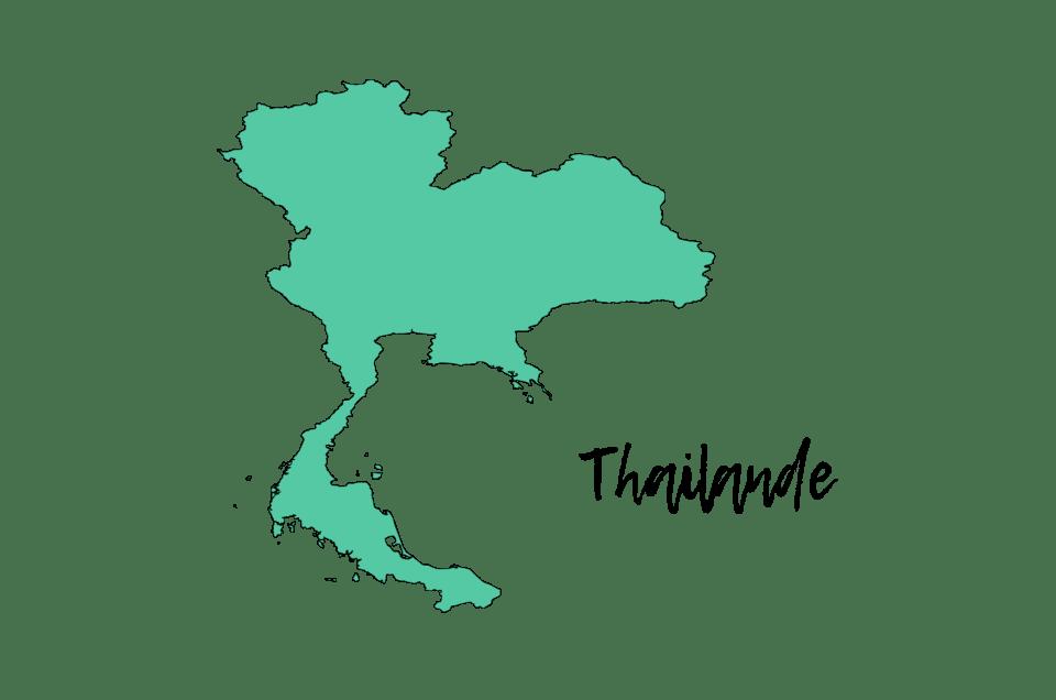 Thaïlande 27 jours – Itinéraire & infos pratiques