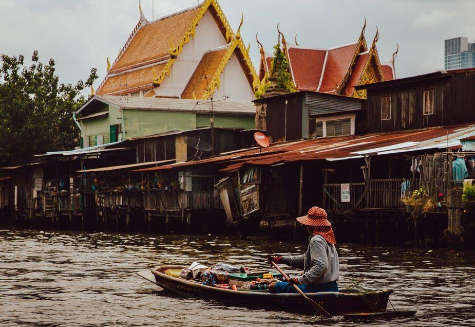 Thaïlande 1 mois – Projet d'itinéraire