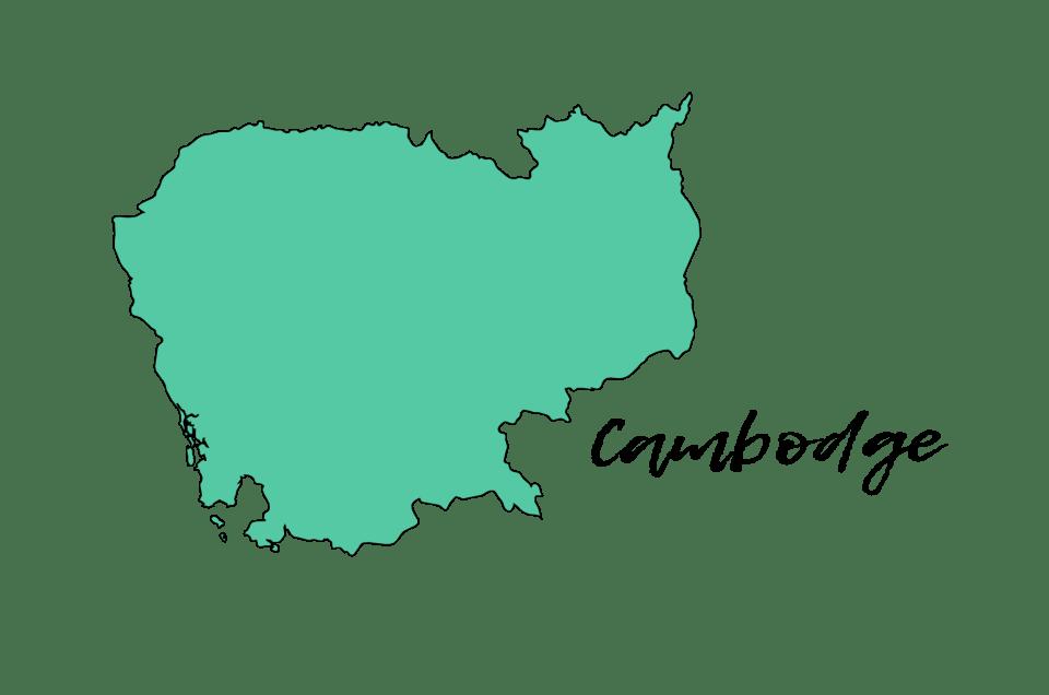 Cambodge 26 jours – Itinéraire & infos pratiques
