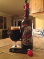 2- Surly Brewing - Darkness 2011: finally opend my first Darkness in 2014. This 2011 vintage blew up my mind. It is, by far, the best non barrel aged imperial stout ever drank. The roasted notes with the sweet chocolate aromas are insane ! I think I'll be more patient and try to complete my vertical tasting for this beer !