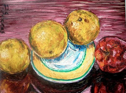 Naranjas (2003)