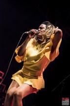 Bonita Niessen (vocals). Bonita and the Blues Shacks @ 5ème Blues Party, Les Jardins du Millenium, l'Isle d'Abeau (France), 10.06.2017. (c) Christophe Losberger