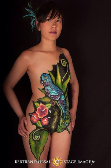 corinne-ferre-bodypainting