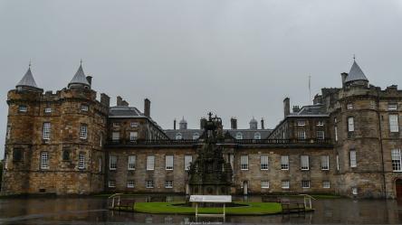 Edimbourg - Holyrood Palace
