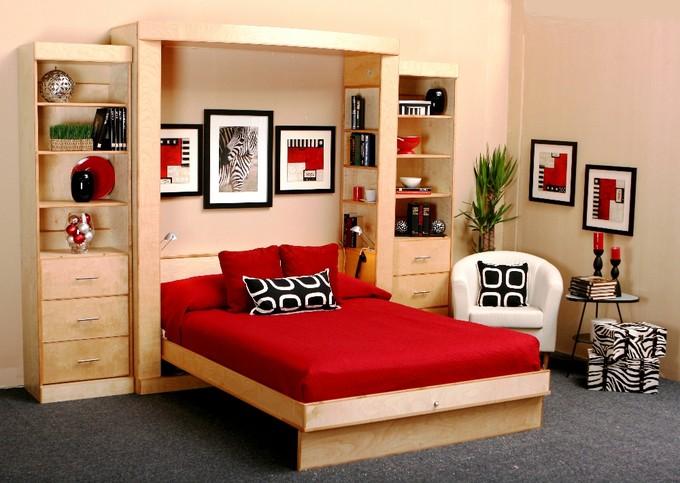 optimiser une petite chambre faites