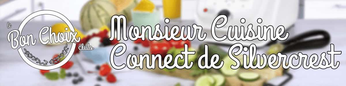 monsieur cuisine connect silvercrest