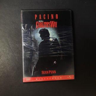 Pacino, dvd