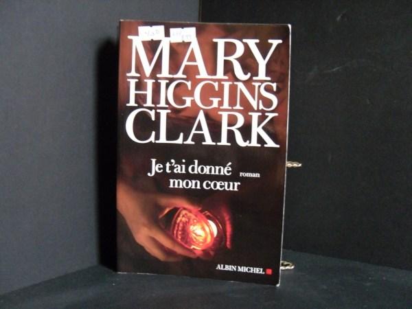 mary higgings clark roman