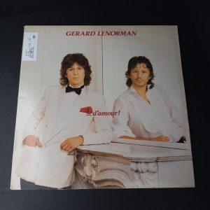 Gérard Lenorman : …d'amour!