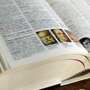 Dictionnaires/encyclopédies
