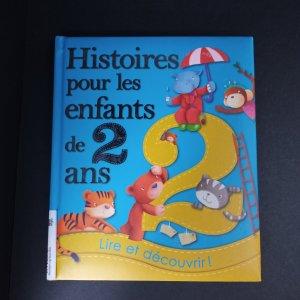 Histoires pour les enfants de 2 ans