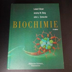 Biochimie : 5e édition