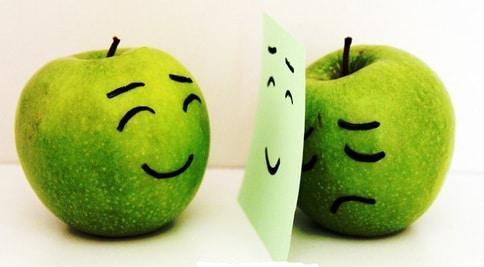 Mon travail n'est pas de vous donner le sentiment d'être heureux