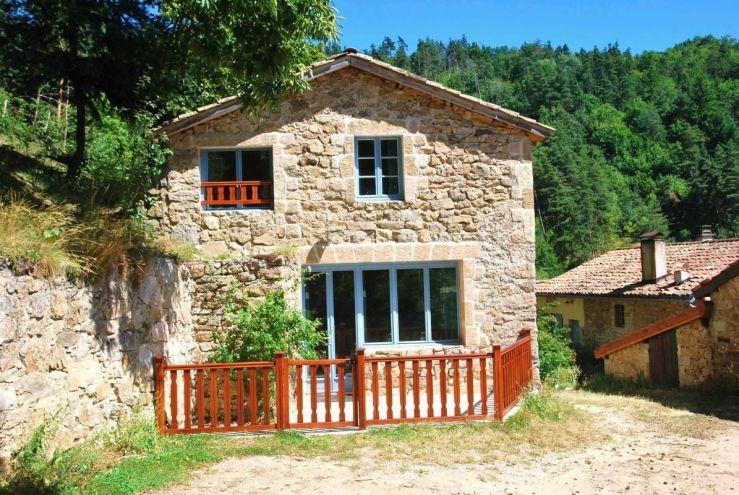 Châtaigneraie - Gîte rural en Ardèche verte