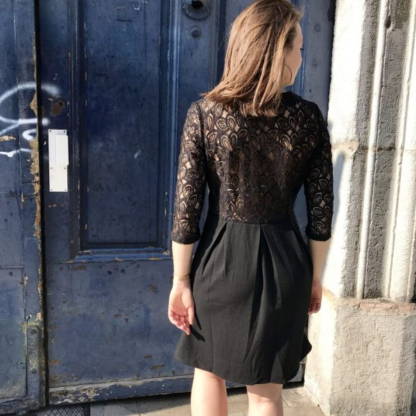 robe noire Eve