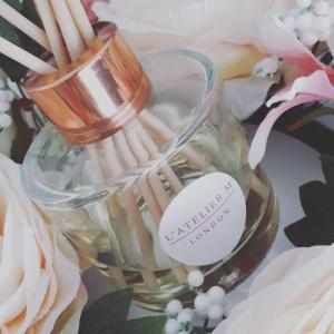 Bouquets parfumés