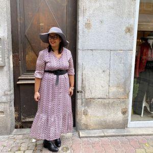 robe Enoë de chez Ycoo