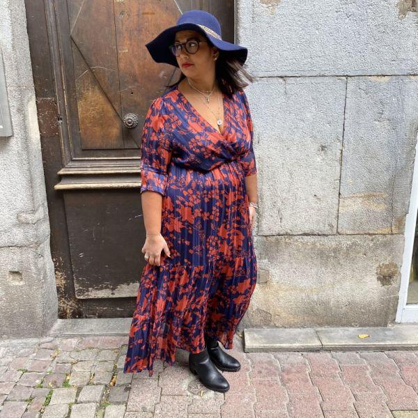 robe Esila de chez Ycoo
