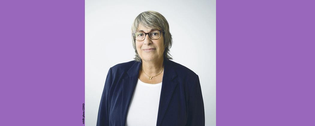 Michèle Berthy, nouvelle présidente du GIPED