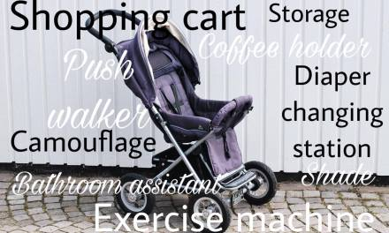 17 Best Uses of a Stroller