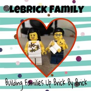 LeBrick Family Logo
