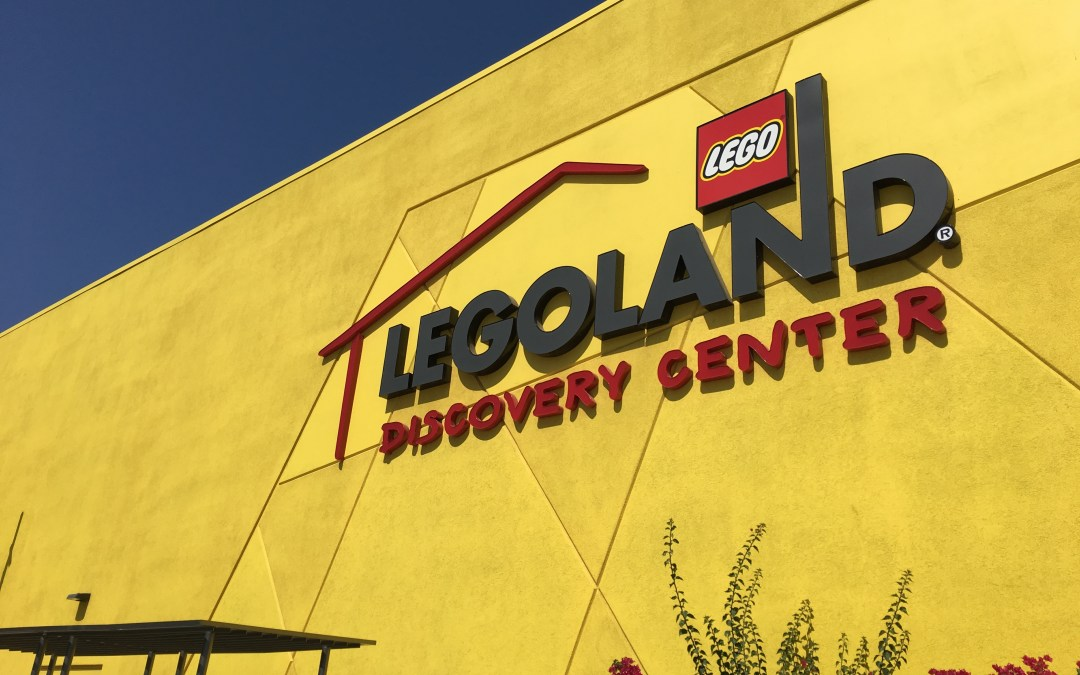 3 Tips About Visiting Legoland Discovery Center in Phoenix, Arizona With Kids