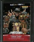 2016 Panini Instant The Finals LEBRON JAMES #15 Red SP Version # 1 of 361