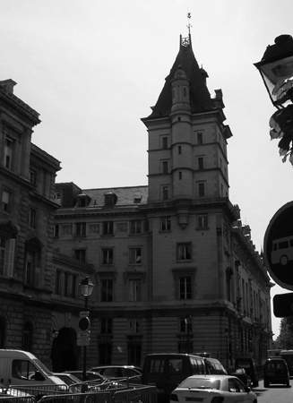 Paris En Bd