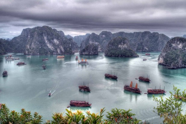 Halong Bay par guido da rozze