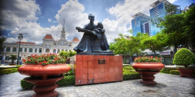 Se connecter à Ho Chi Minh ville