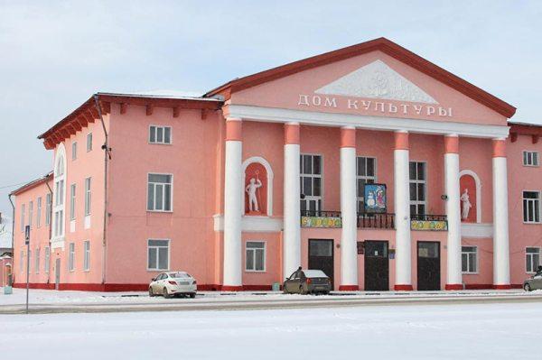 Дом культуры Лебедянь