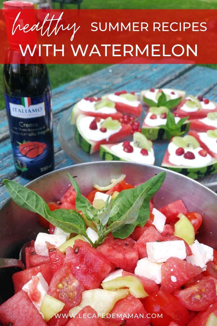 easy summer recipe ideas