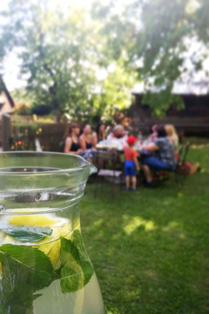 summer garden party food ideas