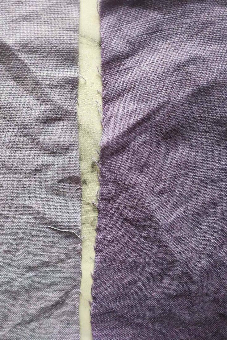 black beans fabric dye