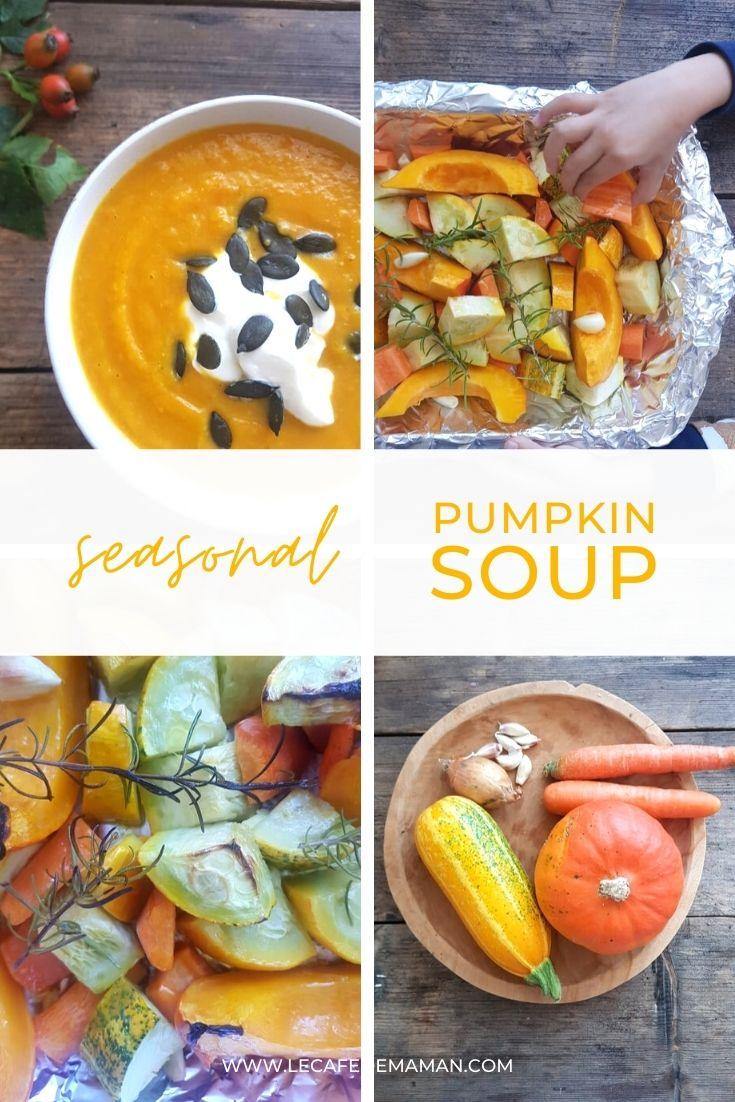 easy pumpkin soup