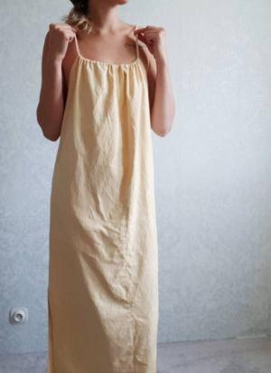 slip dress easy diy