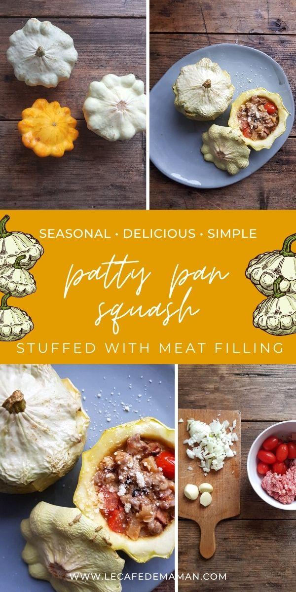 stuffed patty pan recipe