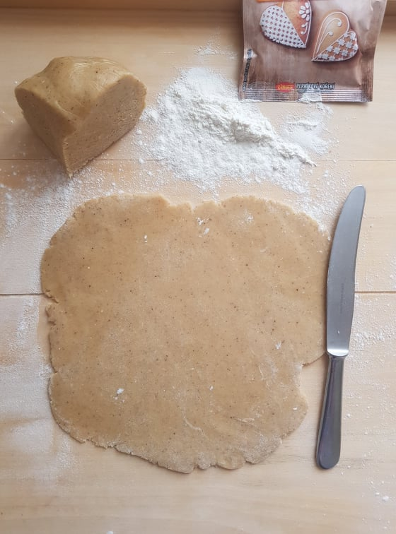 valentines day cookie baking
