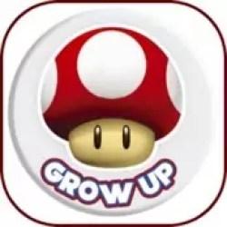 badge.25mm.mario.grow.up