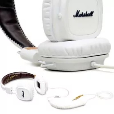 Marshall-Major-White-Headphones