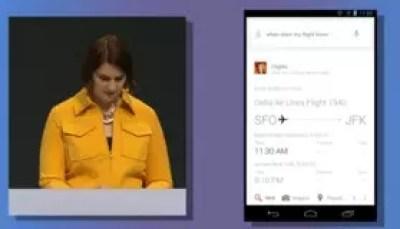 google now interactive