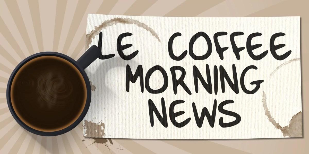 coffee baniere