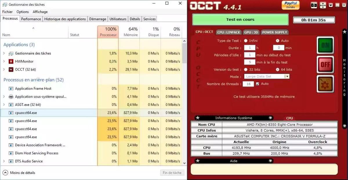CorsairH75-OCCT-test