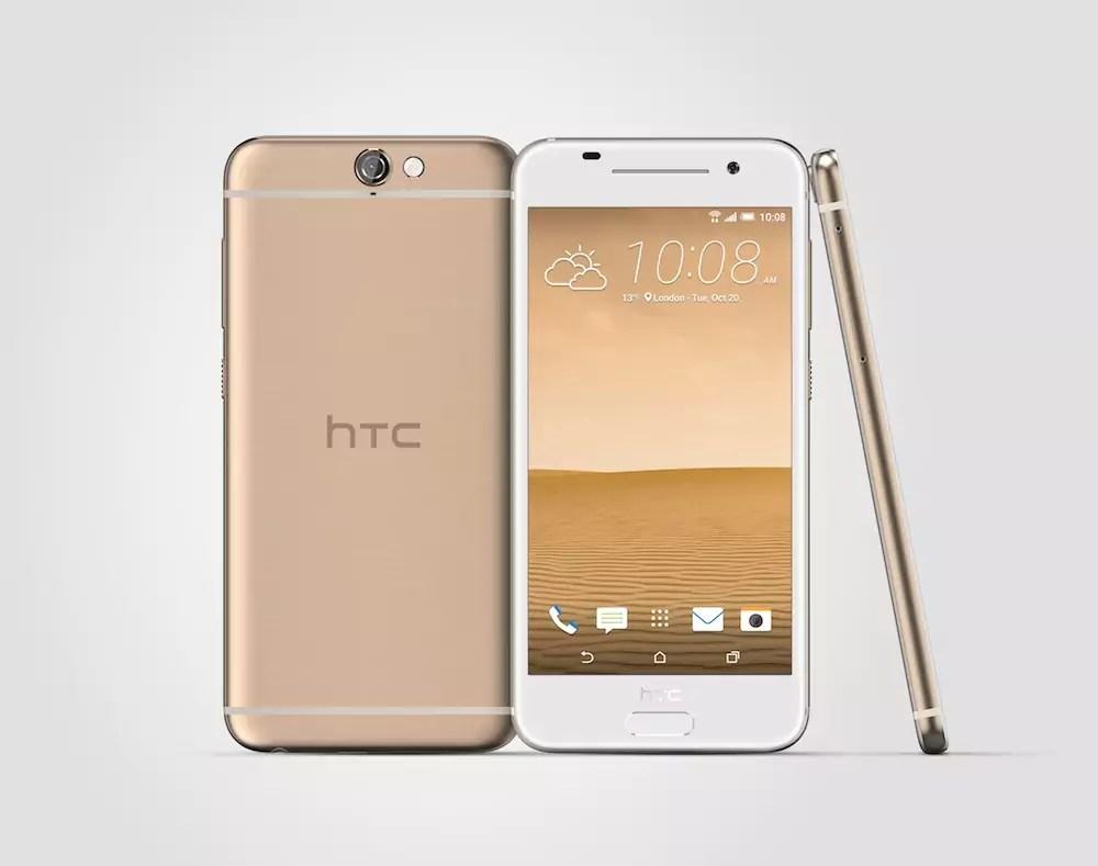 HTC One A9_3V_Or_Topaze