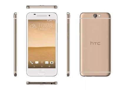 HTC One A9_6V_Or_Topaze