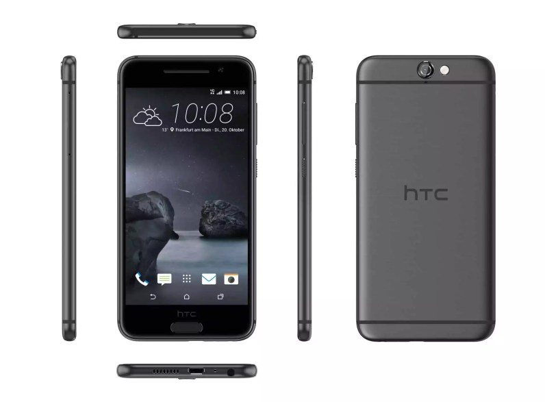 HTC One A9_Aero_6V_Gris_Carbone