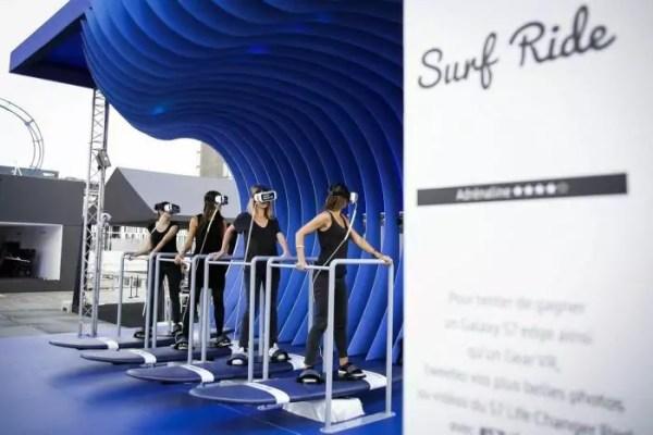 S7 Life Changer Park Surf