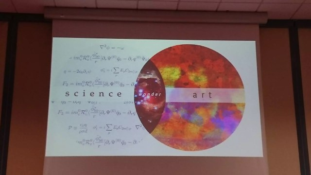 science x art