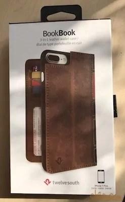 Test  l étui Bookbook pour iPhone 7 Plus, probablement le plus bel étui  pour iPhone f83babc21030